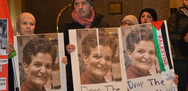December 8, 2016 Statement from the Rasmea Defense Committee Media Contact: Hatem Abudayyeh, 773-301-4108, hatem85@yahoo.com Rasmea Odeh's new trial set for January 10th; Continue to demand that McQuade Drop the […]