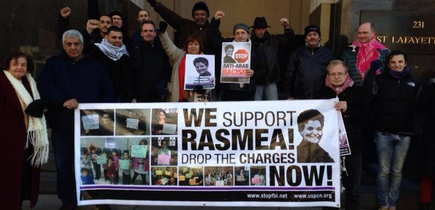 Chicagoans & others: everything you need to know about Rasmea's trial in Detroit After a series of unfair rulings by Judge Drain a few days ago, our call for everyone […]