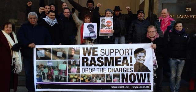 """Chicagoans, Get on the Bus to Detroit! All out for Rasmea! After a series of unfair rulings by Judge Drain a few days ago, our call for everyone to """"Get […]"""