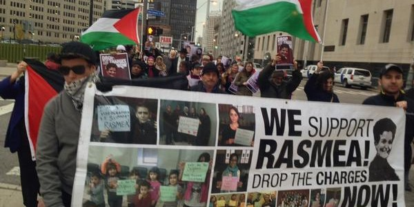 Report on Rasmea Trial Day 2: Defense opens with scathing indictment of Israel; cross examination exposes holes in prosecution of Palestinian American activist Rasmea Odeh Opening statements were made today […]
