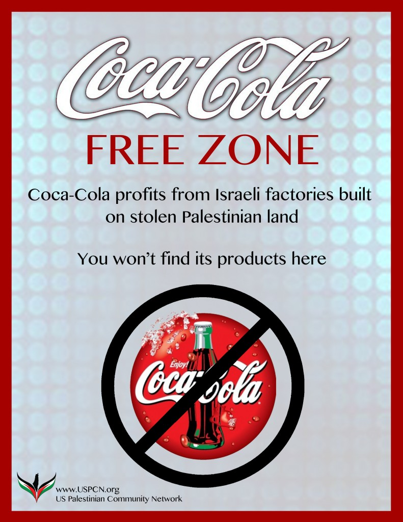 CocaCola boycott poster FINAL HIGH REZ