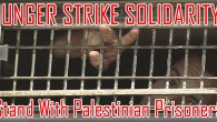 TAKE ACTION: Stand in support of Palestinian political prisoners   As of Sunday, August 9, there were 180 Palestinian prisoners on an open hunger strike in Israeli jails, with hundreds […]