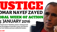 Omar Nayef Zayed, Palestinian former prisoner and community leader, is being threatened with extradition from Bulgaria and being returned to Israeli prisons. After 22 years living in Bulgaria, and raising […]