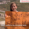 "Protest Airbnb & Fidelity Investments for listing rentals on illegally occupied Palestinian land Watch this video from Palestine: ""We Can't Live There, So Don't Go There!"" Date: Friday, June 3rd, […]"