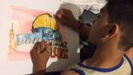 See the brilliant work of 15-year-old Gaza artist Mohammed Qreaiqe, and help raise money for his Chicago and other exhibits this fall! Mohammed Qreaiqe and his brother Malik are visiting […]