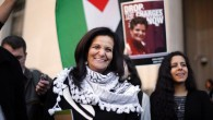 Rasmea Odeh received TWO standing ovations at the #InternationalWomensDay event at the Chicago Teachers Union hall last night.  Watch the speech here, and it is also transcribed below. In addition, […]
