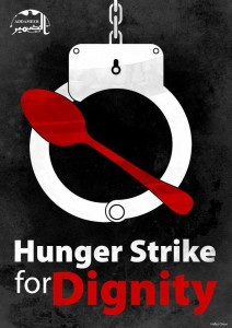 hunger strike for dignity