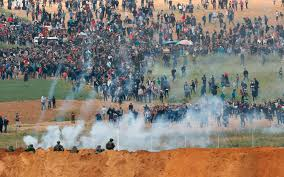 On Land Day, Israel Attacks and Massacres Palestinians in Gaza (Above photo credit: Jack Guez/Agence France-Presse — Getty Images) Today, March 30th, when USPCN, Palestinians, and supporters all across the […]